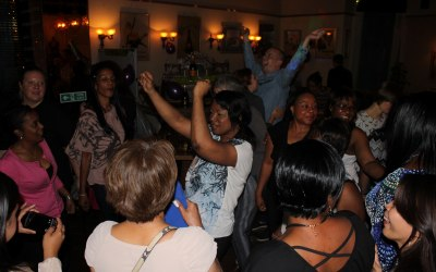 UCH Hospital Staff Leaving Party