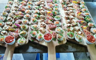 Flavour Catering Ltd.  8