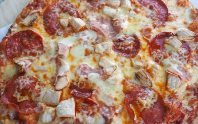 Nonninas Wood Fired Pizzas 4