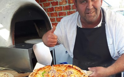Nonninas Wood Fired Pizzas 1