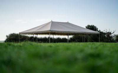 Marquee's available in several sizes