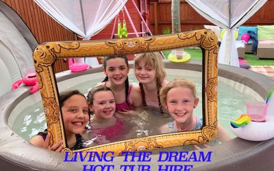 Living The Dream Hot Tub Hire 1