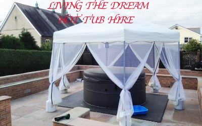 Living The Dream Hot Tub Hire 5