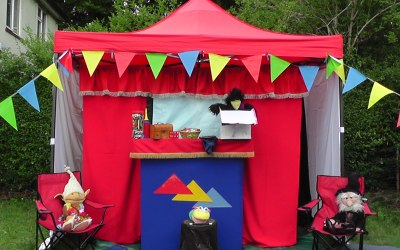 AMA Events Puppet Shows Hertfordshire