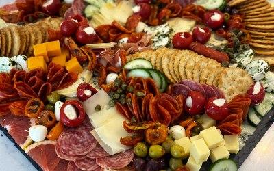 Grazing Platter - Savoury
