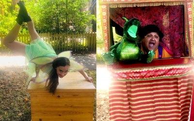 Fairy Park Party!
