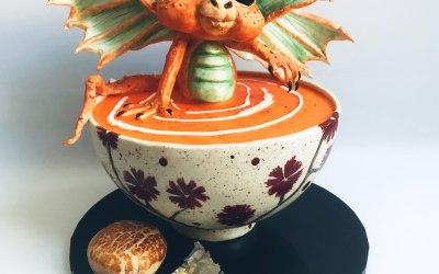 Pumpkin Soup Dragon