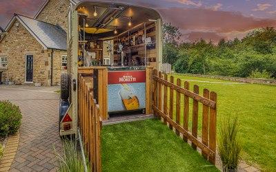 The Pit Pony Horsebox Bar