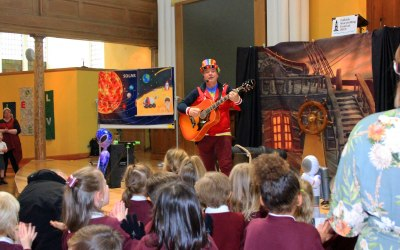 Live Storytelling Shows for Schools