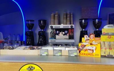 Our Sanremo Coffee Equipment