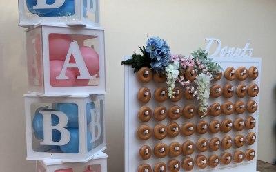 BABY Blocks & Donut Walls
