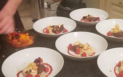 Private Chef Event