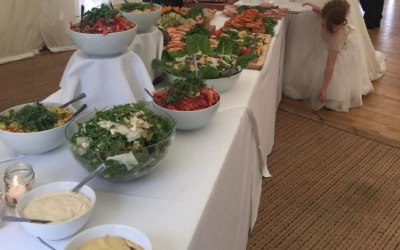 Top Knosh Catering  8