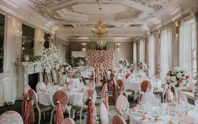 Gemma Connell Wedding & Event Dressing 7