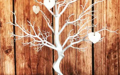 Add a wishing tree as part of your ceremony...