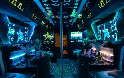 Rockstar Party Bus 4