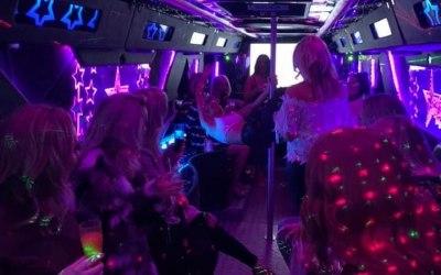 Rockstar Party Bus 9
