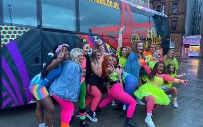 Rockstar Party Bus 3