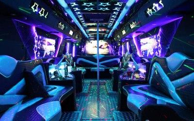 Rockstar Party Bus 1