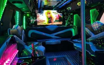 Rockstar Party Bus 6