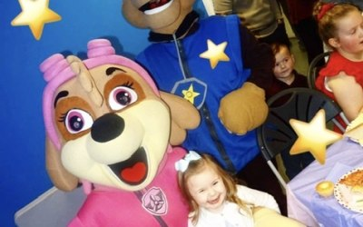 Cartoon Mascots RCT Party Packages  3
