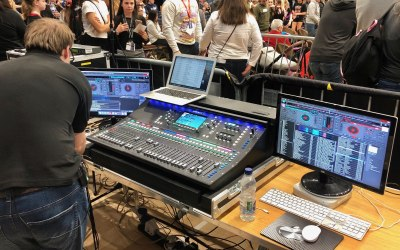 Sound for large events
