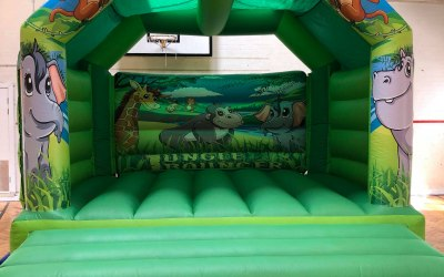 Bounce About Inflatables  2