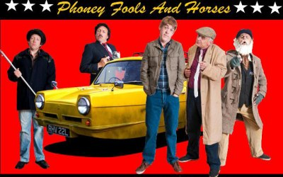 Only Fools and Horses tribute