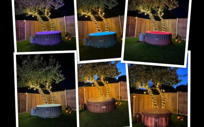 Various Hot Tubs to hire