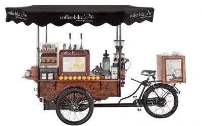 Coffee-Bike SW London 1