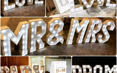 Wedding letter package