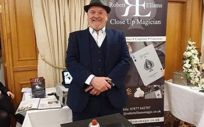 Robert Ellams - Magician 1