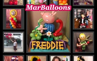 Balloon Decor and Sculptures