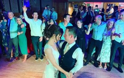 Infinity Wedding Band & Disco 1
