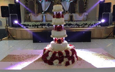 Cakes 4 U by Julz & The wedding Emporium Birmingham  9