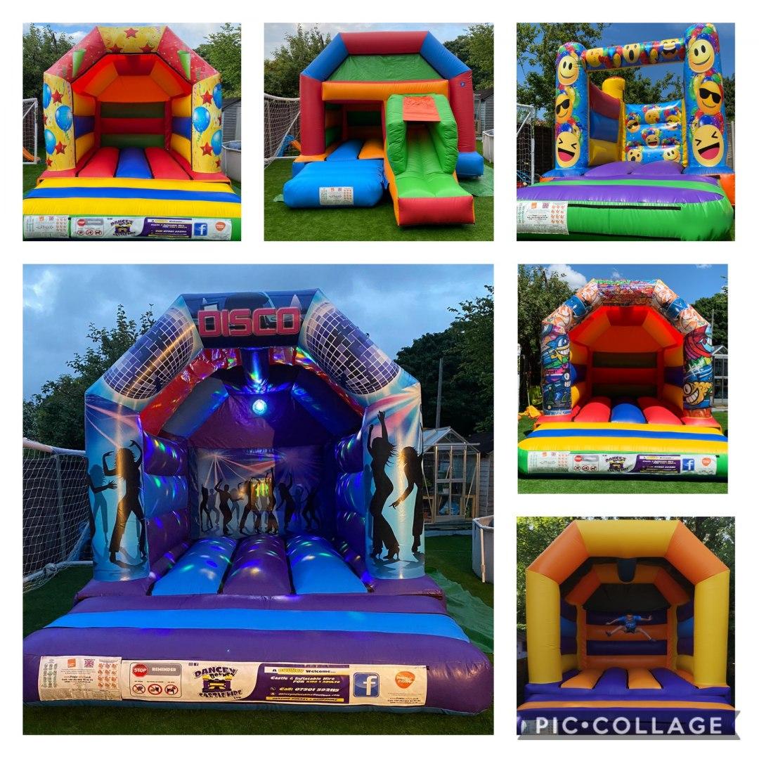 Dancey Bouncy Castle Hire Ltd - Hot Tub Hire Surrey